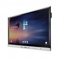 "SMART Board MX075 interaktyvus ekranas su IQ moduliu, ekranas 75"""