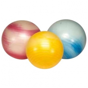 CanDo® Gym gimnastikos kamuolys, 75 cm.
