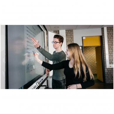 "SMART Board MX065 interaktyvus ekranas su IQ moduliu, ekranas 65"" 5"