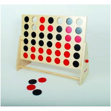 """Žaidimas ,,4 iš eilės"""" 2"""