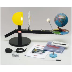 Žemės ir mėnulio judėjimo demonstracinis modelis Tellurium N
