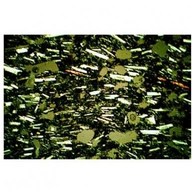 Akmenų ir mineralų objektinių stiklelių mikroskopui rinkinys nr.2 4