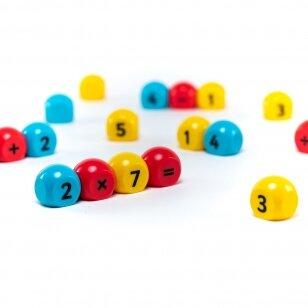 Aritmetinių veiksmų magnetinis žaidimas