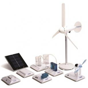 Atsinaujinančių energijos šaltinių rinkinys