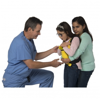 Užspringimo (atspringdinimo) liemenė, vaikiška 2