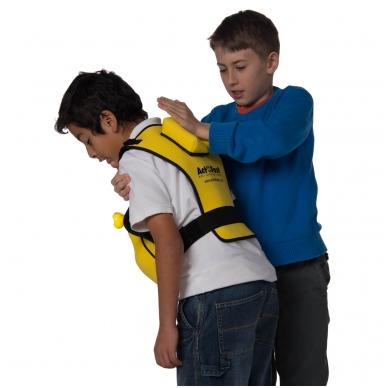 Užspringimo (atspringdinimo) liemenė, vaikiška 8