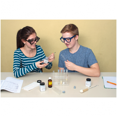 Chemija I - medžiagos/mišiniai/vanduo 2