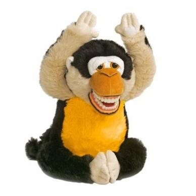 """Dantų priežiūros bičiulis """"Beždžionėlė"""""""