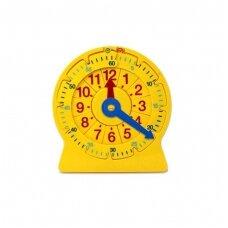 Demonstracinis 24 valandų formato laikrodis