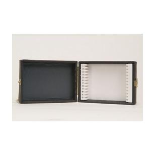 Dėžutė mikroskopo preparatams, 12 vietų