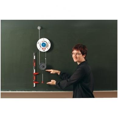 """Demonstracinis rinkinys """"Mechanika"""" magnetinei lentai 6"""