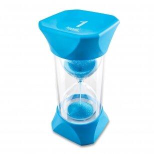 Didelis smėlio laikrodis (1 minutė)