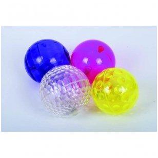 Didelių tekstūruotų šviečiančių kamuolių rinkinys - Pk4