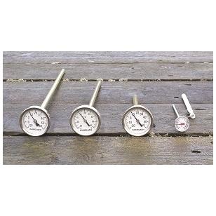 Dirvožemio termometras