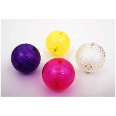 Didelių tekstūruotų šviečiančių kamuolių rinkinys - Pk4 3