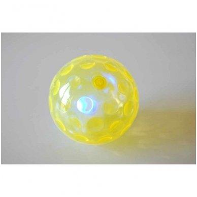 Didelių tekstūruotų šviečiančių kamuolių rinkinys - Pk4 2