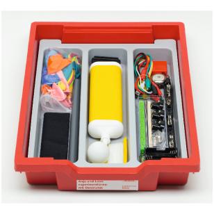 Elektros eksperimentų rinkinys 5-7 metų amžiaus vaikams