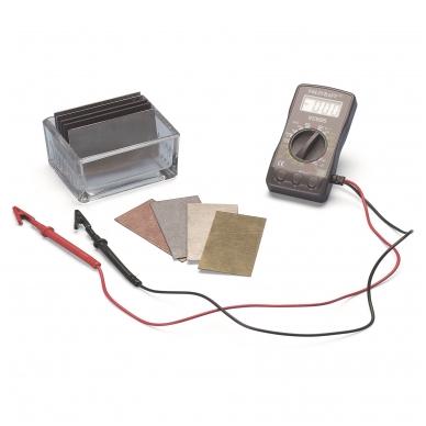 Elektrochemijos įrankių rinkinys