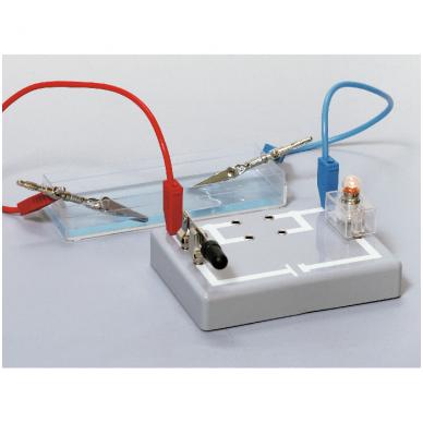 Elektros eksperimentų mini rinkinys 2-8 klasei 2