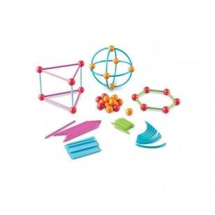 Geometrinių formų konstravimo rinkinys