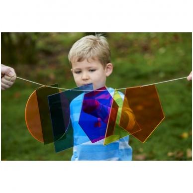 Didelės spalvų maišymo formos -  Pk6 5