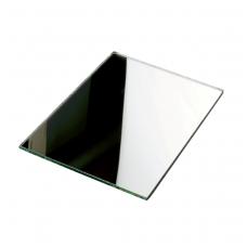 Plokščias veidrodis 180 x 120 mm