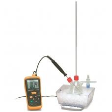 Indas terminiam vandens anomalijų demonstravimui