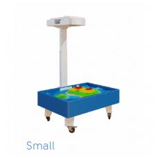 Interaktyvi smėlio dėžė terapijai ir ugdymui SandBox Small
