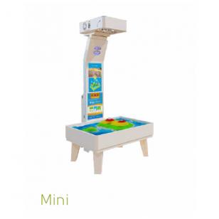 Interaktyvi smėlio dėžė terapijai ir ugdymui  SandBox Mini