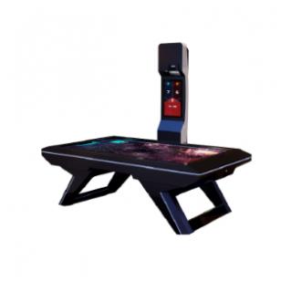 """Interaktyvus žaidimų stalas """"Gaudynės ant ledo"""""""