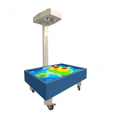 Interaktyvi smėlio dėžė 2