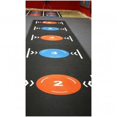Interaktyvios sprinto grindys 2