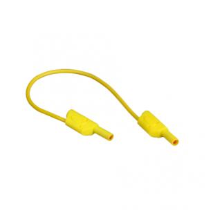 Jungiamasis laidas, PVC, 25 cm, 250V, 10A, geltonas