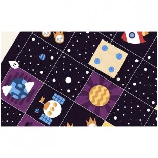 """Kilimėlis """"Kosmosas"""" robotui """"Kubiukui"""""""