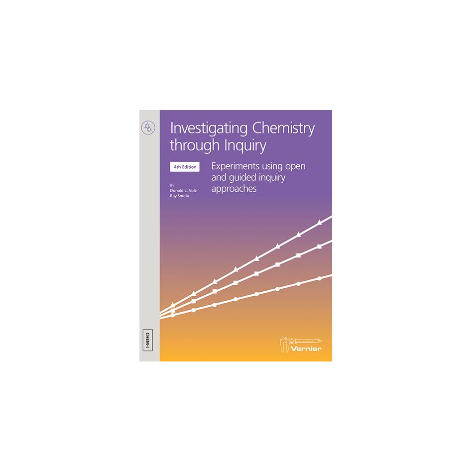 """Knyga """" Investigating Chemistry through Inquiry"""" (Chemijos studijos paremtos tyrimais ), Anglų kalba"""