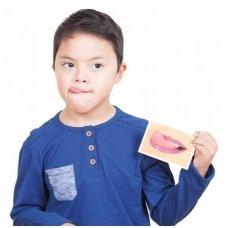 Kortelės oralinės motorikos kalbinei terapijai