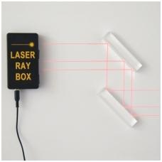 Lazerio šviesos šaltinis (230 V, 50/60Hz)