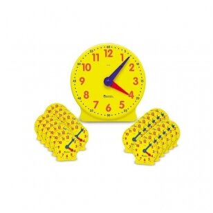 Laikrodžių rinkinys, 25 vnt.