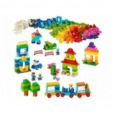 """LEGO® Education kaladėlių rinkinys """"Mano didelis pasaulis"""""""