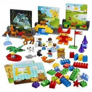 LEGO® Education - Istorijų ir pasakojimų rinkinys
