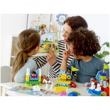"""LEGO® Education kaladėlių rinkinys """"Steam Park ..."""