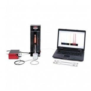 Linijinis spektras (230 V, 50/60 Hz), Pagrindinė tyrimo įranga