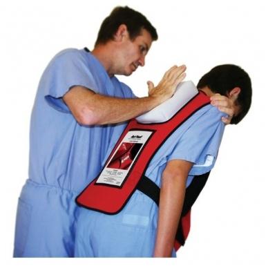 Liemenė Heimlicho manevro (atspringdinimo) mokymams 3