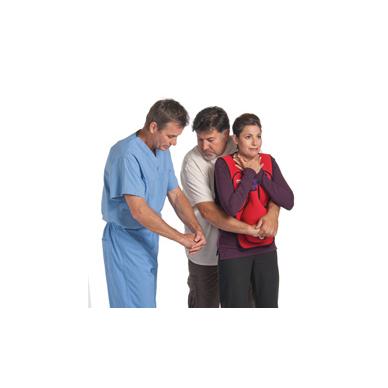 Liemenė Heimlicho manevro (atspringdinimo) mokymams