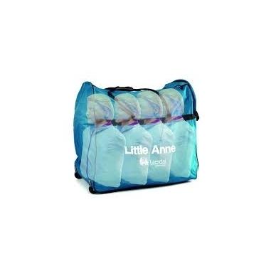 """""""Little Anne"""" pirmosios pagalbos suteikimo modelių rinkinys, 4 vnt."""