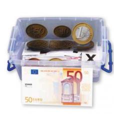 "Magnetiniai pinigai lentai ""Eurai"""