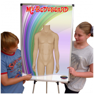 Magnetinė lenta vienpusė (didelė)
