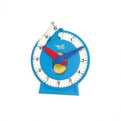 Didelis magnetinis demonstracinis laikrodis