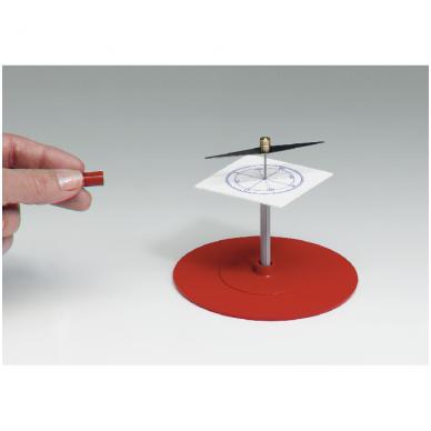 Magnetizmo/Elektrostatikos mini rinkinys 2-8 klasei 3