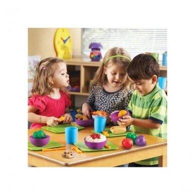 Maisto produktų pavyzdžių klasės rinkinys 2